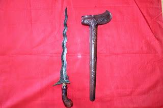 Provinsi Daerah Istimewa Yogyakarta - Senjata Tradisional : Keris Yogya