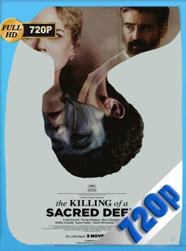 El sacrificio del ciervo sagrado (2017) HD [720P] Latino [GoogleDrive] dizonHD