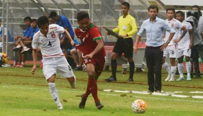 Timnas Indonesia Gagal melaju Ke final Seagames gara gara Saddil