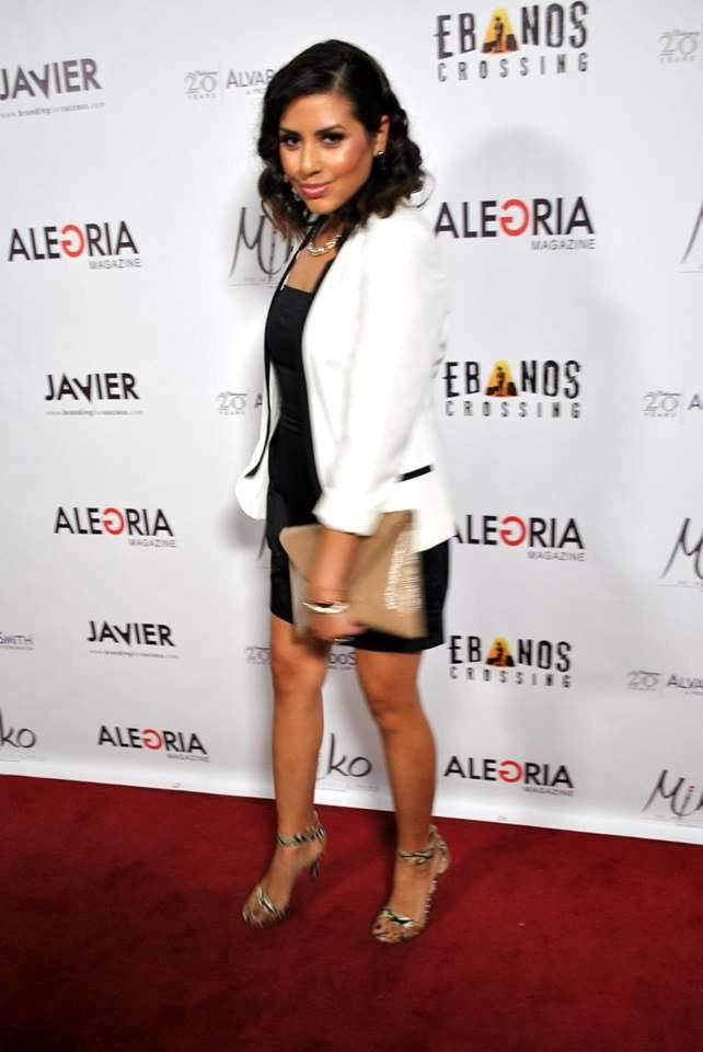 On the Go | Alegria Magazine Launch Party