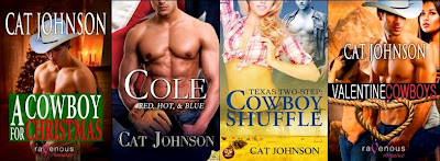 Authors After Dark Author Spotlight Interview - Cat Johnson