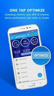 تطبيق Mobile Optimizer Pro لتحسين أداء الهاتف