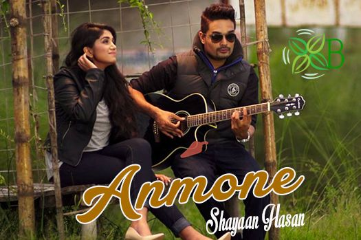 anmone by shayan mp3 song