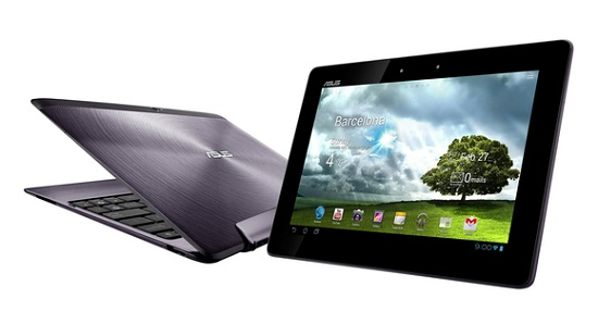 top 10 tablets asus transformer pad infinity