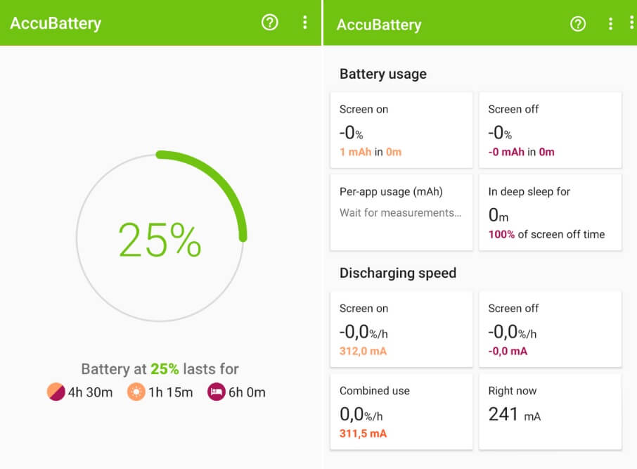 AccuBattery Android