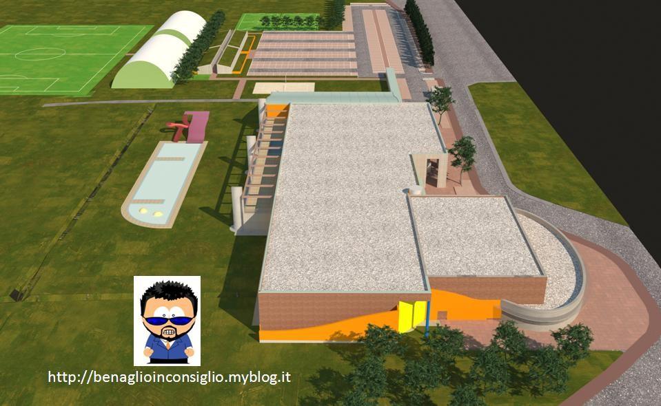 Gorgonzola MI pagina facebook Il nuovo centro sportivo