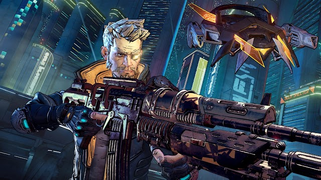 Borderlands 3 fan with Cancer Terminal gets to play the game early