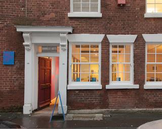 Bank Street Arts Building