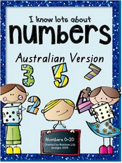 Numbers worksheets australian