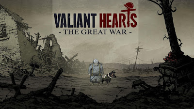Download Game Android Gratis Valiant Hearts : The Great War apk + obb