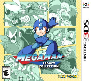 Mega Man Legacy Collection, 3DS, Mega, Mediafire