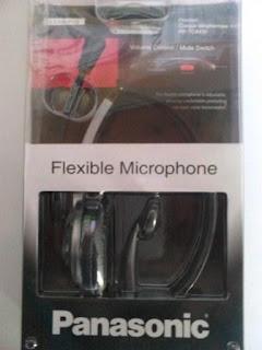 jual headset panasonic kx-tca430 denpasar bali | jaya perkasa