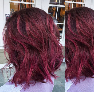 Hair color you should have based on your skin tone