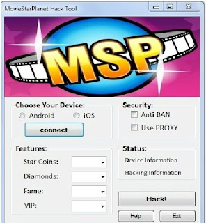 MovieStarPlanet Hack Tool 2017