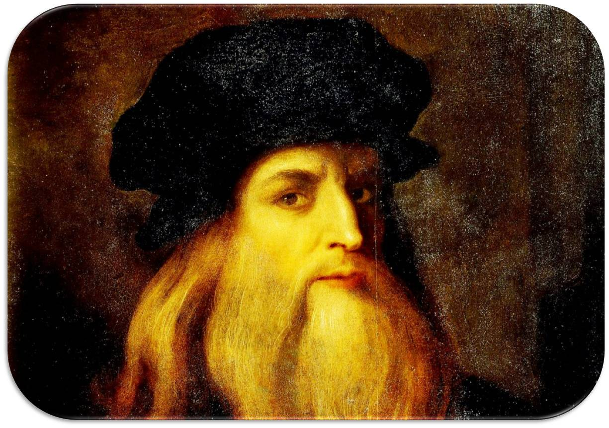 ليوناردو دي سير بيرو دا فينشي Leonardo Da Vinci حياة ليوناردو