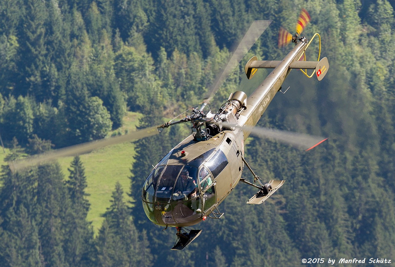 Aircraft & Helicopter Pictures by Manfred Schütz: HB-XXM ...