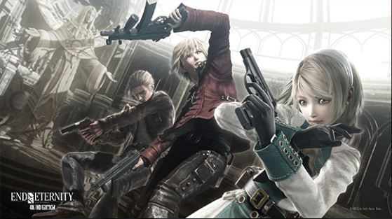 永恆的盡頭 4K/HD EDITION (END OF ETERNITY / Resonance of Fate 4K/HD Edition)-tri-Ace
