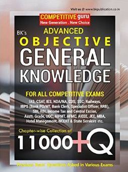 Advanced Objective General Knowledge Pdf
