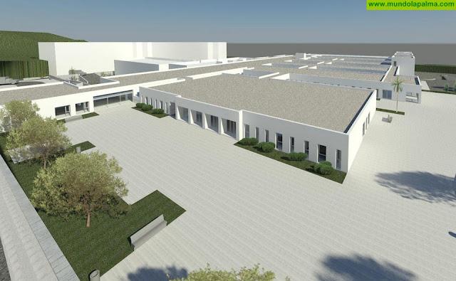 El Cabildo saca a licitación el proyecto de reforma de la antigua residencia sanitaria de Las Nieves para el traslado del Hospital de Dolores