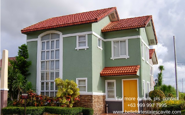 Sabine Ready for Occupancy at Bellefort Estates Bacoor Cavite
