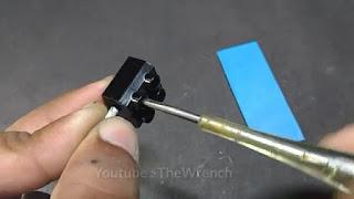 membuat sendiri solder dari baterai kotak 9v
