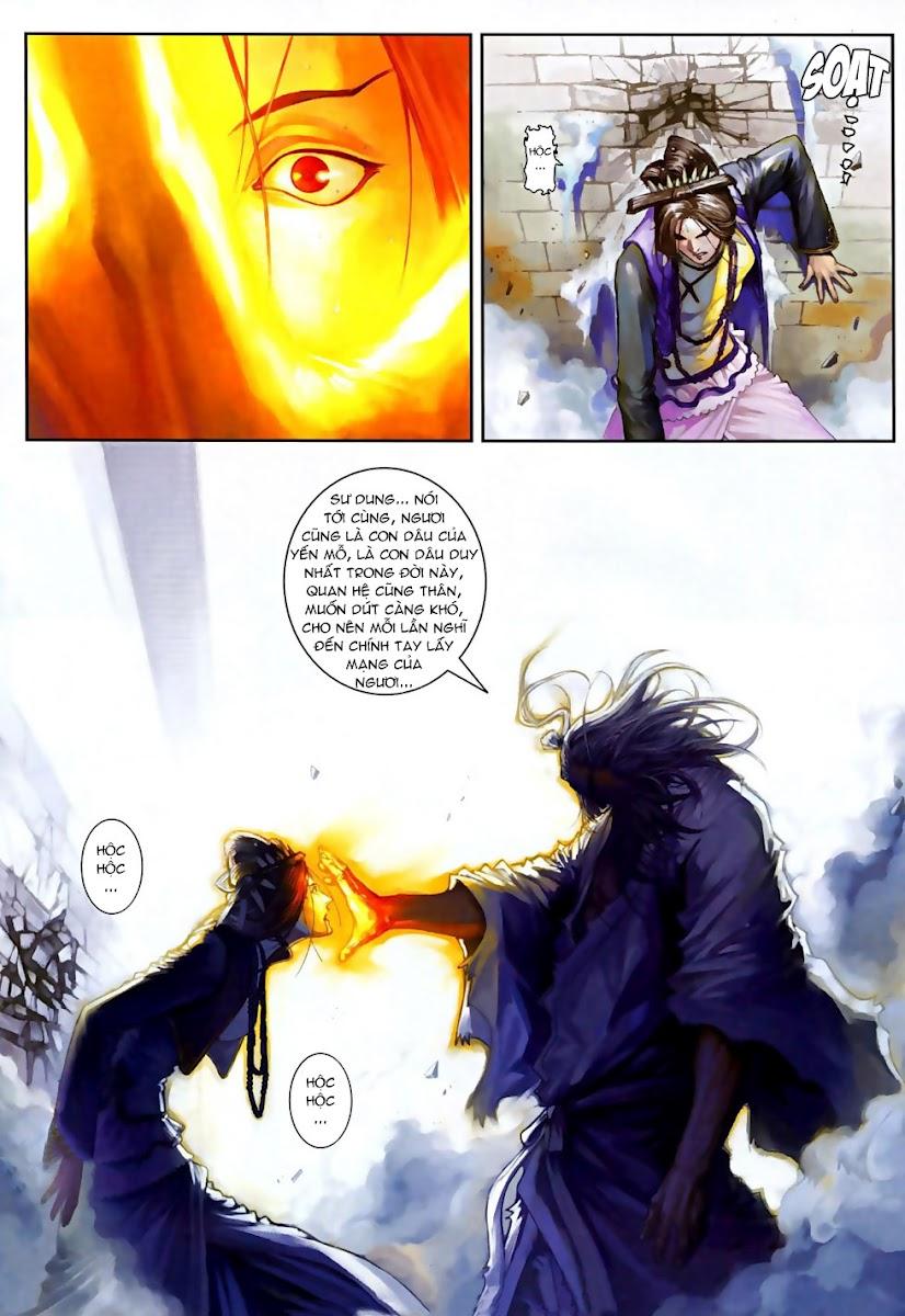 Ôn Thuỵ An Quần Hiệp Truyện Phần 2 chapter 3 trang 26
