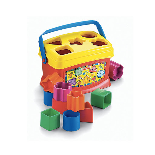 Baby First Size and Shape Cognitive Education Block Set