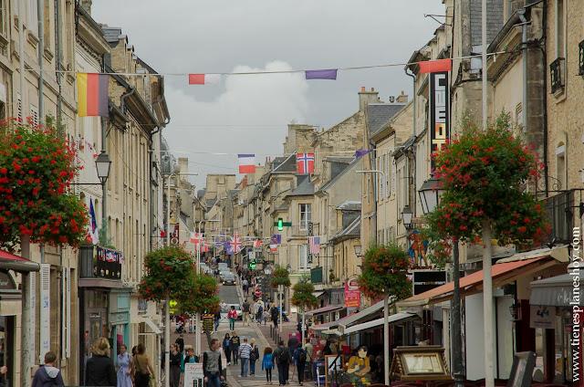 Bayeux viaje Normandia Francia Bretaña turismo
