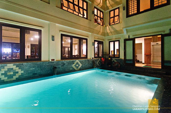 Kiman Hotel Hoi An Swimming Pool