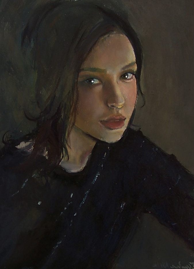 Emilii Wilk 1983 | Polish Figurative painter