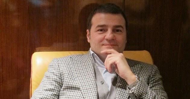 best service 1bf27 c920c mylifestylenews: In Conversation With LUCA CAPRAI @ CEO of ...