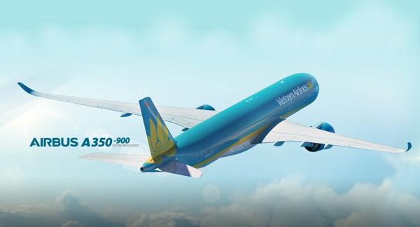 Vietnam Airlines A350-900, (c) Vietnam Airlines