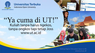 Kursus Online Universitas Terbuka (UT)