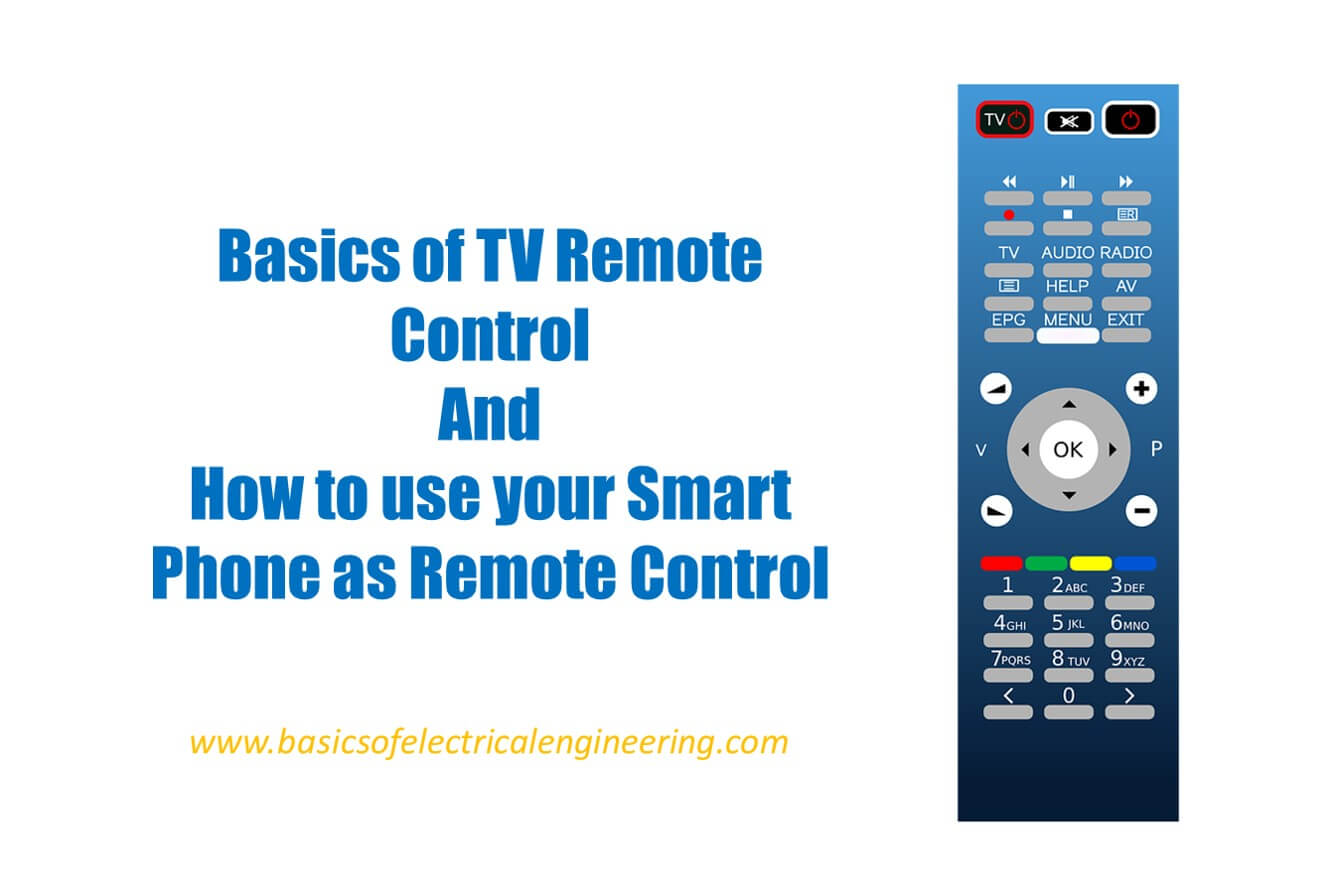 basics of tv remote control