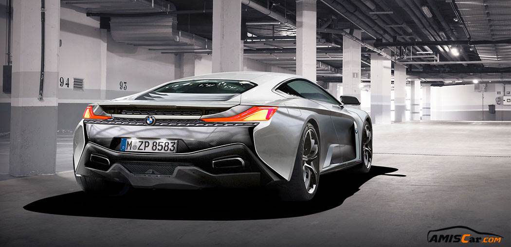 BMW sports car, , car news