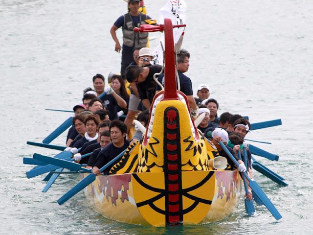 Naha Hari (Marine Festival), Naha City, Okinawa Pref.