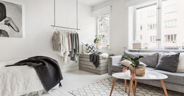 Decoraci n f cil como decorar un mini apartamento con - Como decorar mi casa nueva ...