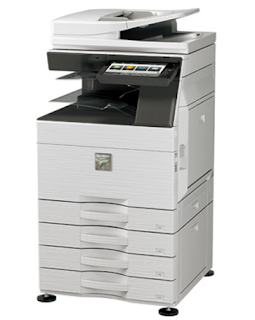 Sharp MX-6050N Printer Drivers Download