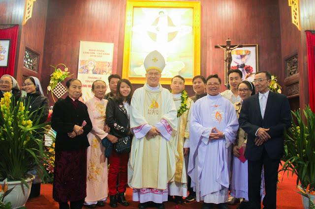 Lễ truyền chức Phó tế và Linh mục tại Giáo phận Lạng Sơn Cao Bằng 27.12.2017 - Ảnh minh hoạ 221