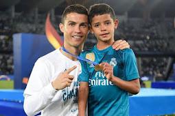 Penampilan Cerdik Ronaldo Junior Dalam Mengolah Bola