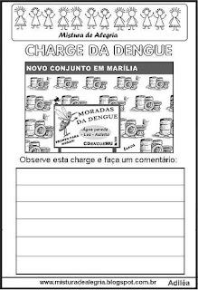 Charge da dengue