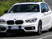 2017 BMW 116d F20 Facelift EfficientDynamics Edition