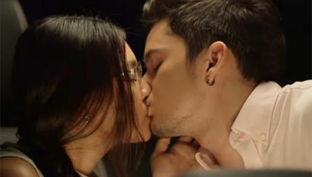 WATCH: James Reid Naghubad Sa Love Scene Ng Isang Teleserye!