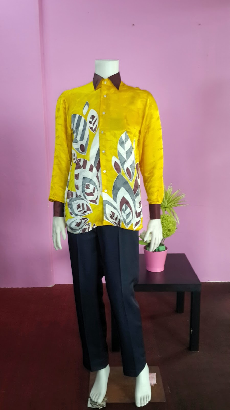 Baju Kemeja Batik Lelaki Online