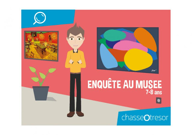 CHASSEOTRESOR MUSEE