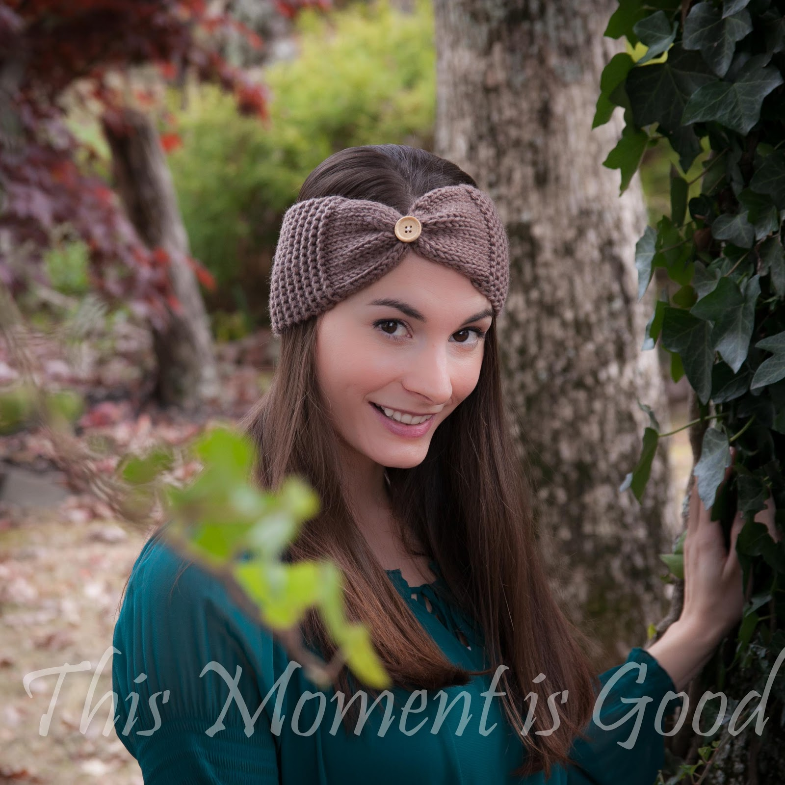Loom Knit Headband Pattern (free) | Loom Knitting by This Moment is ...
