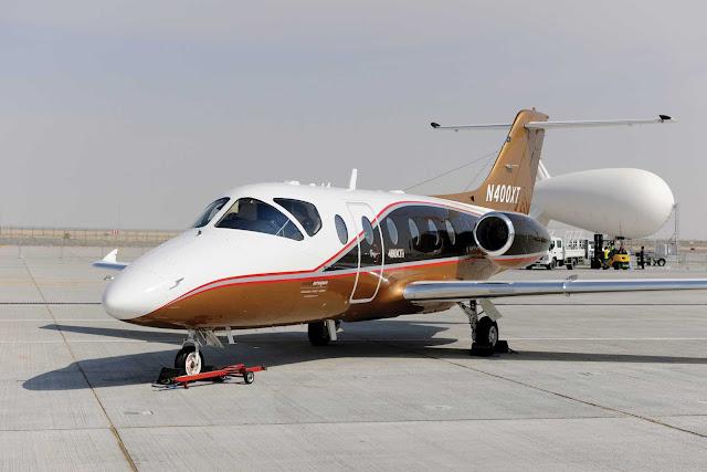 Nextant Aerospace 400XTi