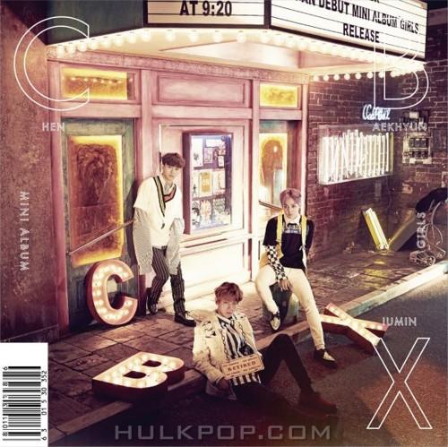 EXO-CBX – GIRLS – EP (AAC M4A)