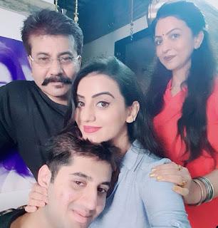 Akshara Singh Family