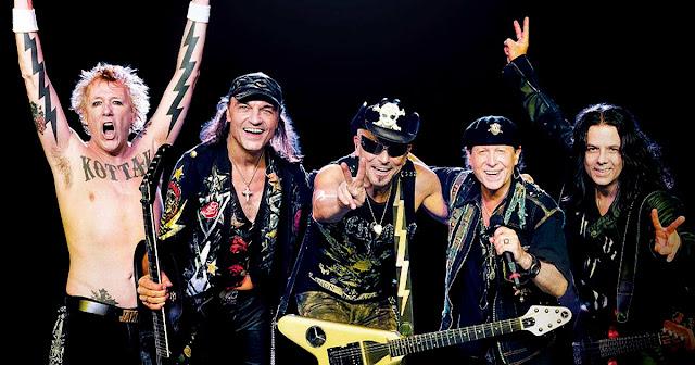 Scorpions en Guadalajara 2016 boletos baratos vip primera fila no agotados